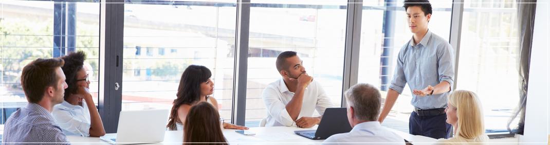 Generic image of insurance professionals